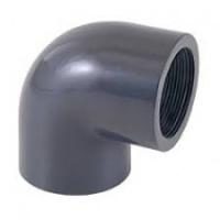 CODO PVC PRESION 63 ENCOLAR