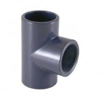 TE PVC PRESION 32 ENCOLAR