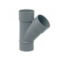 TE PVC S M H 125 45   ENCOLAR